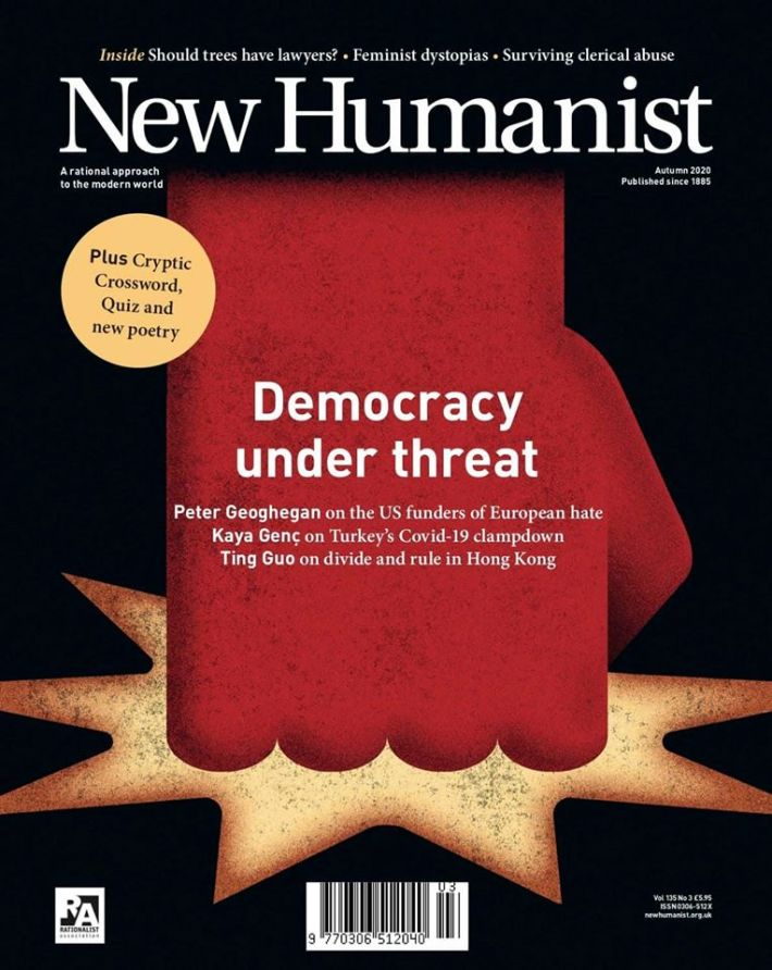 new humanist cover